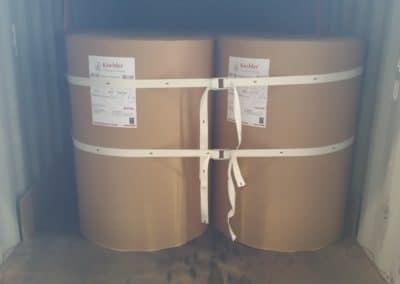 dockside cargo