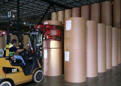 dockside warehousing