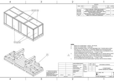 Crate Manufacturing Drawing Rev 2