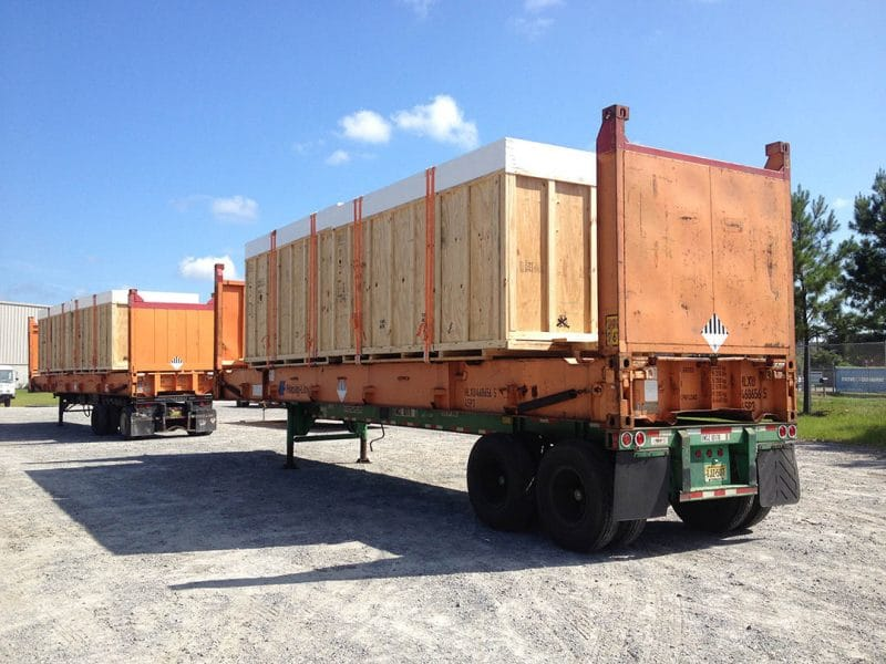 Industrial Packaging - Dockside Logistics Charleston, SC